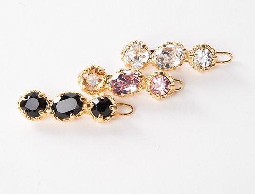 Garden Swarovski Crystal Pin