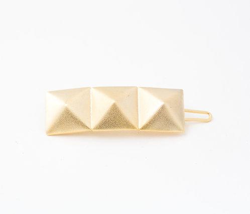 3 Pyramid Hair Pins