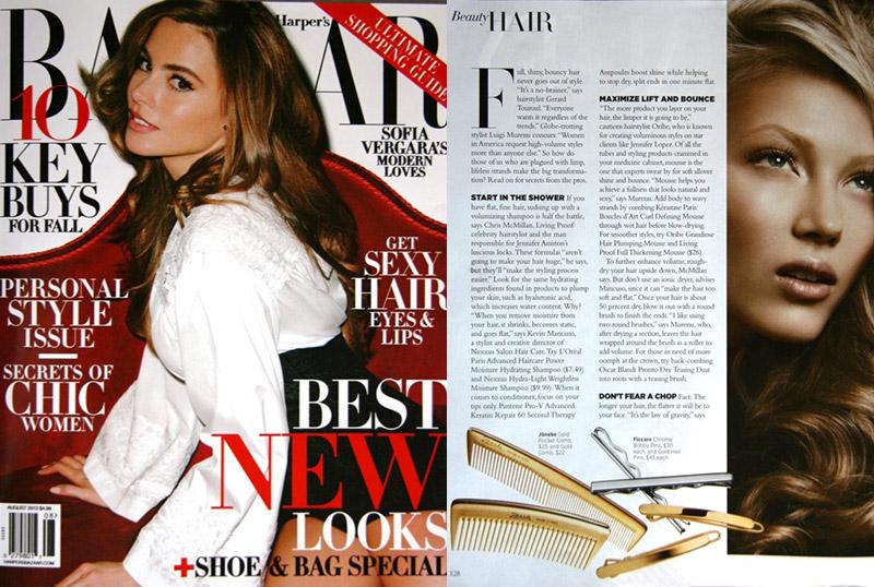Ficcare in Harper's Bazaar