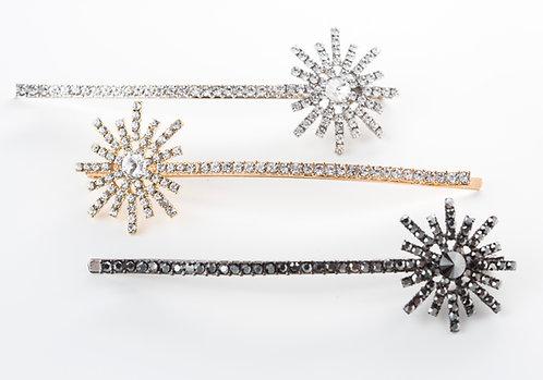 Long Florence Swarovski Pins