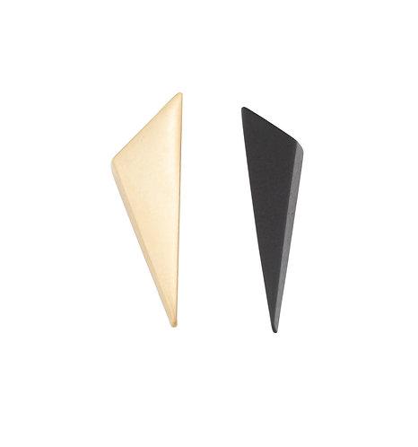 Sammie Mini Triangle Stud Earrings