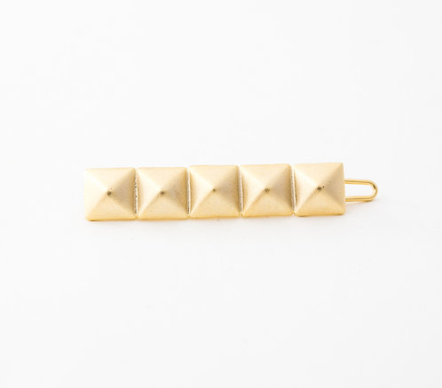 5 Pyramid Hair Pins