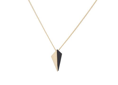 Sammie Mini Triangle Necklace