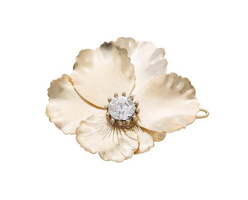 Magnolia Glittery Hair Pins (Large)