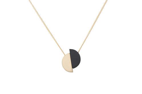 Effie Mini Dome Necklace