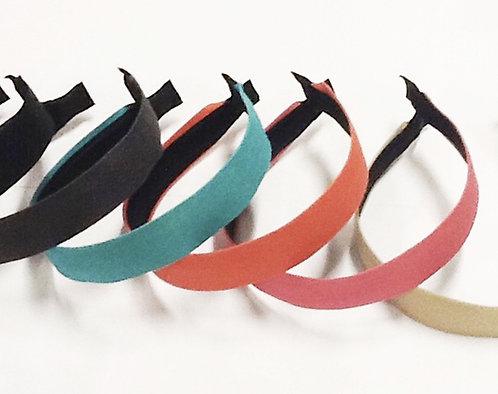 Joan Thin Linen Headband