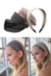 Ficcare Olivia Crochet headbands
