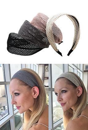 Ficcare Olivia Crochet headbands