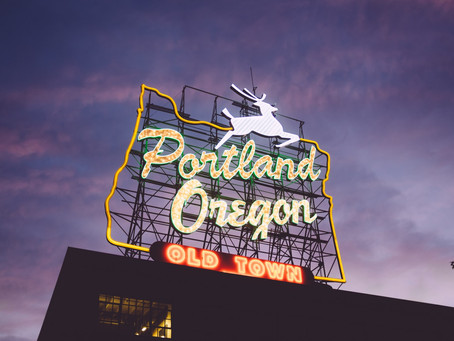 A 7 day itinerary for the Portland Newbie