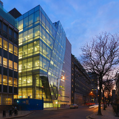 Morgan Stanley Clinical Building