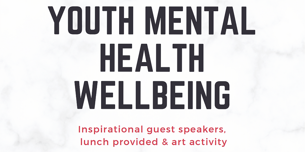 Youth Mental Health Wellbeing