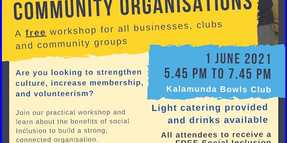 (Fwd) Free Community Building Workshop - Kalamunda