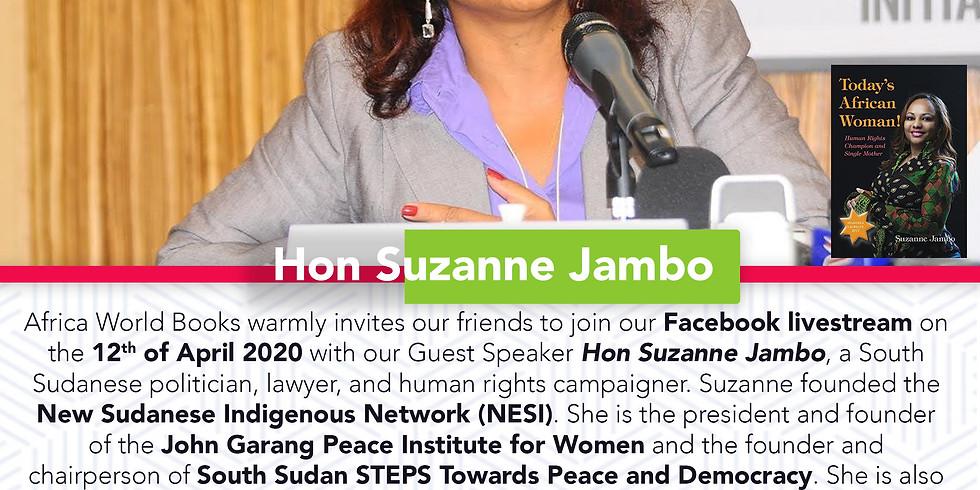 Hon Suzanne Jambo