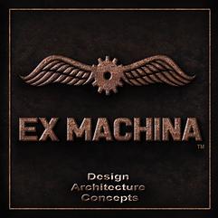 Ex machina logo square textured.png