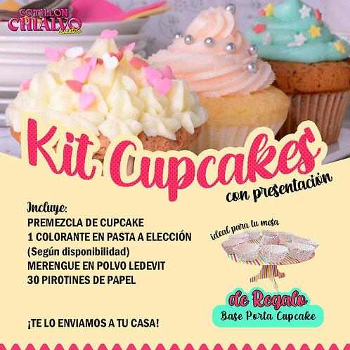 Kit cupacakes