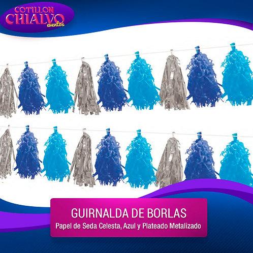 Guirnalda Borlas