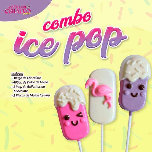 Combo ice pop