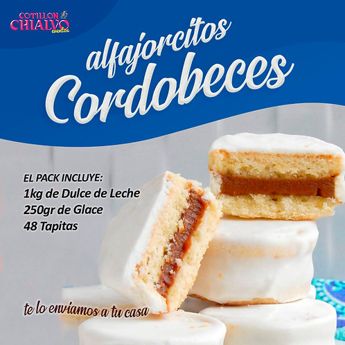 Alfajores Cordobeces