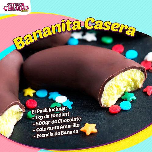 Bananitas Caseras