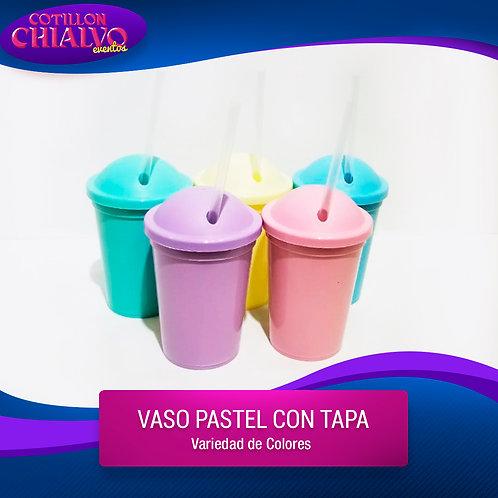 Vaso Color pastel