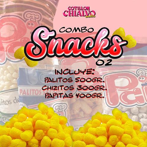 Combo snack economico
