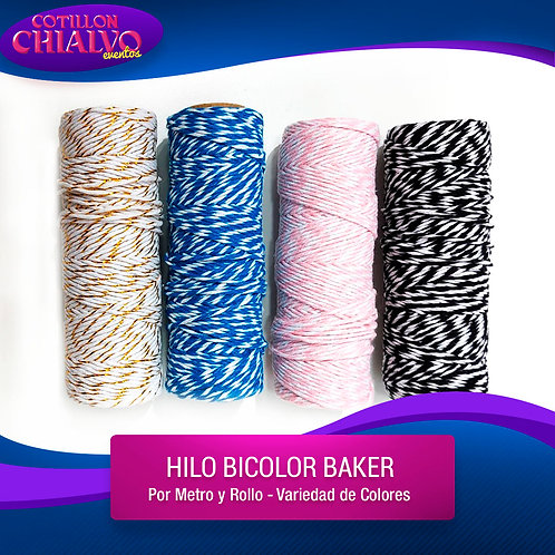 Hilo bicolor Baker