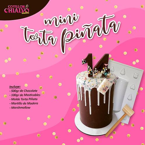 Combo Mini torta piñata