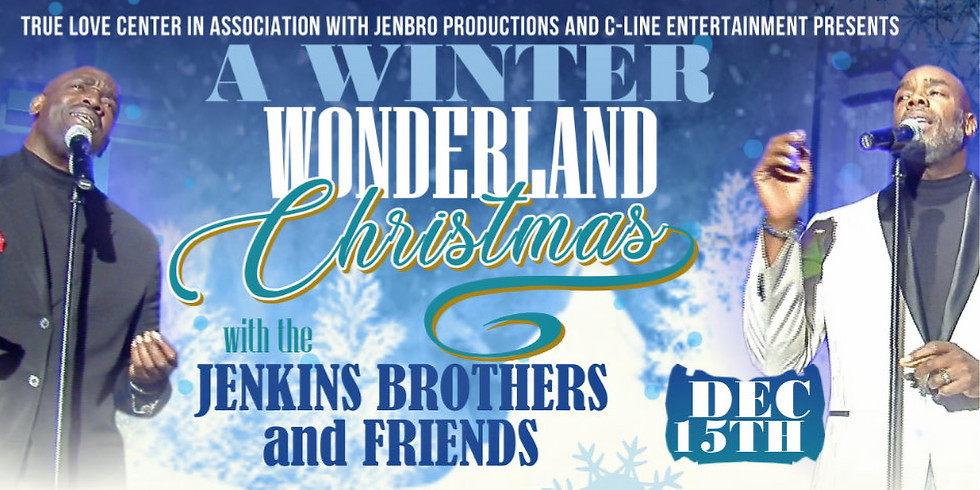 A Winter Wonderland: Christmas with The Jenkins Brothers and Friends