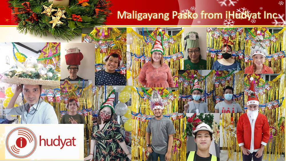 iHudyat Inc 2020 Christmas Hat Competition