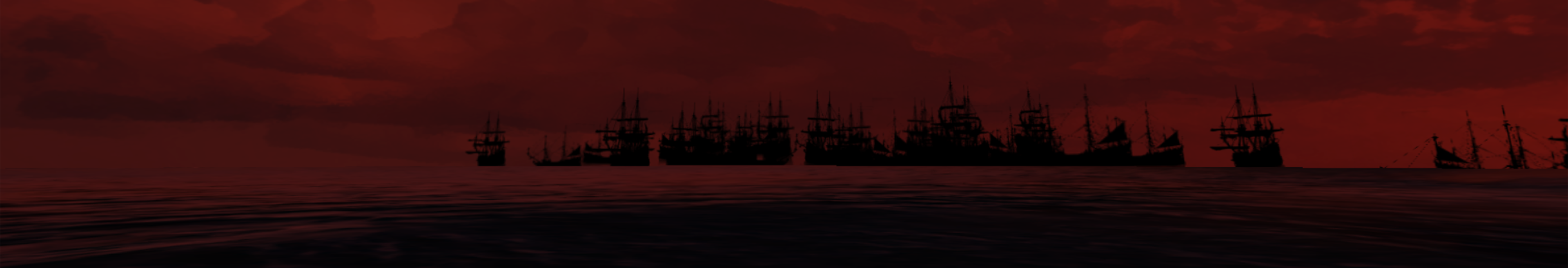 Panorama of the Dutch fleet