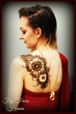 Henna By Fey Faces Oxfordshire