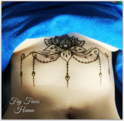 Henna Art by Fey Faces Oxfordshire