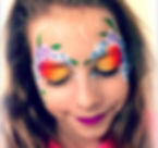 Face Painting by Fey Faces, Witney, Oxfordshire