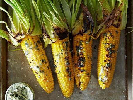 Last of the summer corn