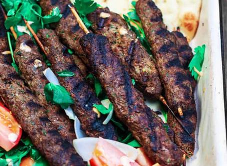 The very versatile Kebab