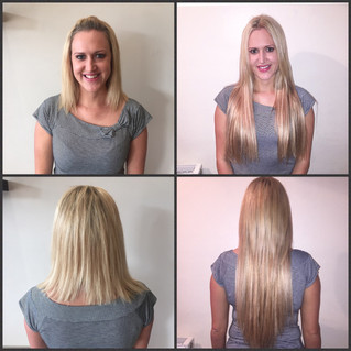 Beauty Works Hair Transformation