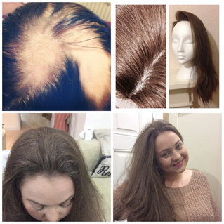 Working with Campbell wigs