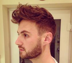 gents clipper cut