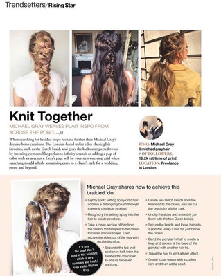 Knit Together with Beautylaunch Pad Magazine
