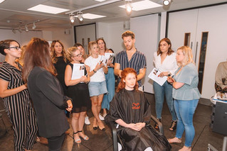 London Wella Masterclass