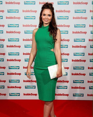 Daisy Wood - Inside Soap Awards
