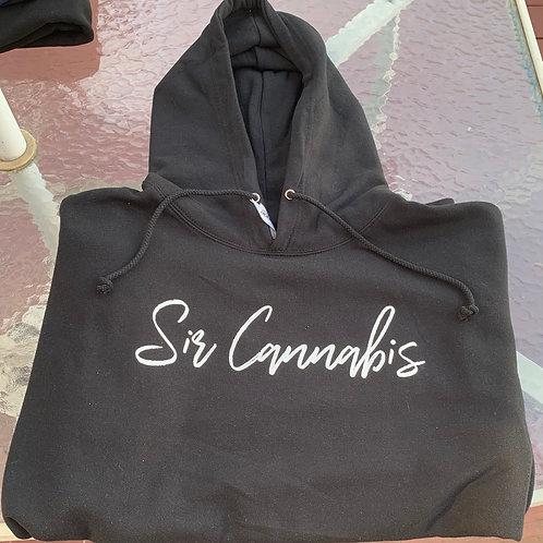 Sir Cannabis Hoodies