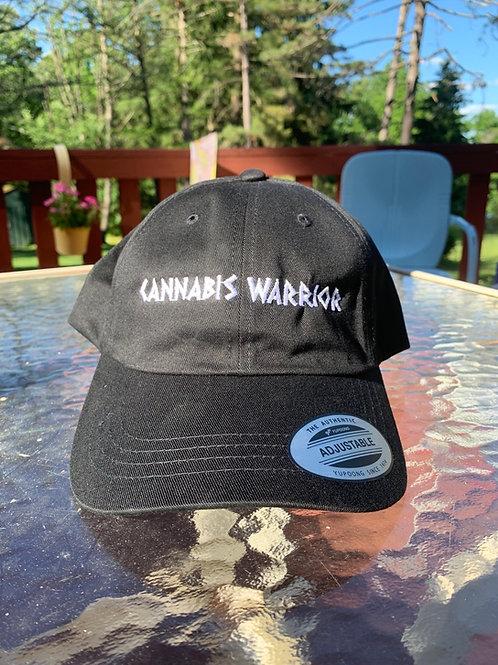 Cannabis Warrior baseball cap