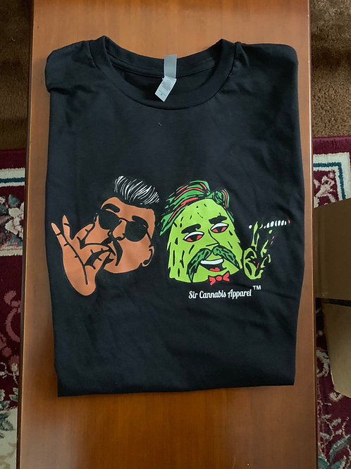 George Lopez x Sir Cannabis Tee Collab