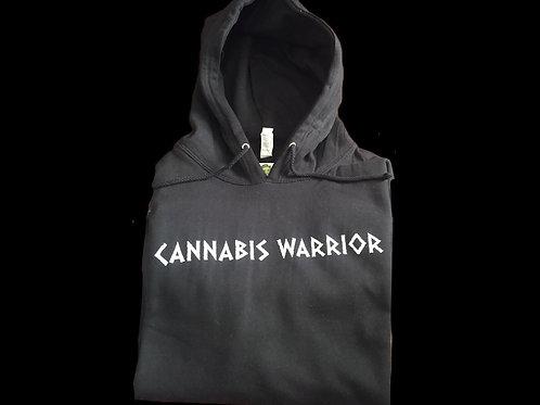 Cannabis Warrior Hoodies