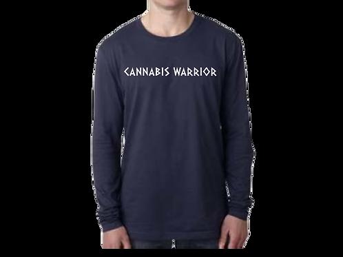 Cannabis Warrior Long Sleeve Tees