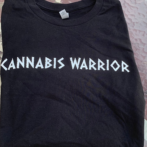 Cannabis Warrior Tees