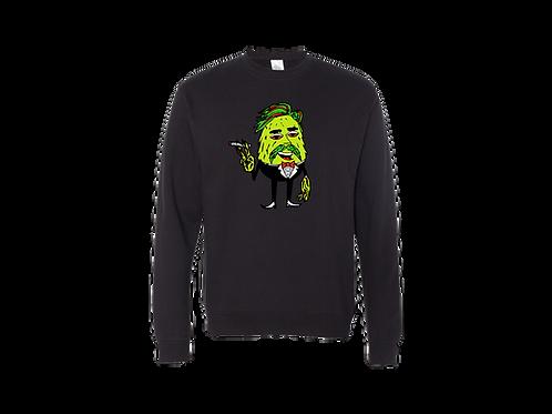 Sir Cannabis Crew Neck Sweaters