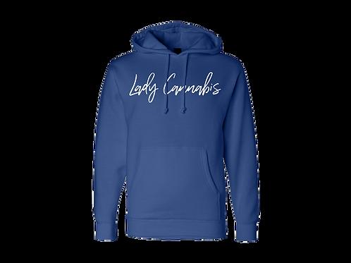 Lady Cannabis Hoodies