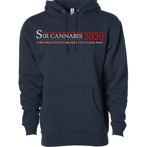 Sir Cannabis 2020 Hoodie